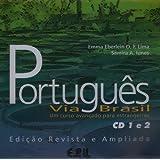 Portugues Via Brasil: CD's 1 and 2
