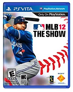 PS Vita MLB 12 - PlayStation Vita Standard Edition