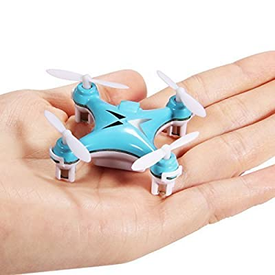 GP - NextX 993 2.4G 4CH 6Axis LED Gyro RC Quadcopter Helicopter (1.58x1.58x0.87 inches)