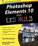 echange, troc Barbara Obermeier, Ted Podova - Photoshop éléments 10 pour les nuls