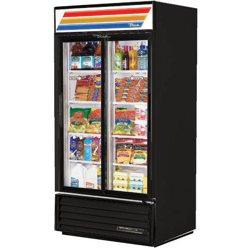 True Double Door Refrigerator front-468422