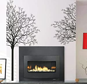 Large wide tree Art Wall Quotes Wall Stickers Wall