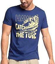 Comprar Esprit Mit Print-Regular Fit, Camiseta Hombre