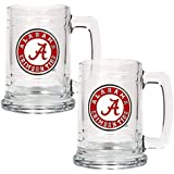 NCAA Two Piece 15-Ounce Glass Tankard Set