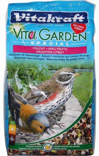 VITAKRAFT Vita Garden Spezial Streufutter mit