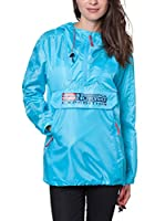 Geographical Norway Chaqueta Impermeable Choupa (Turquesa)