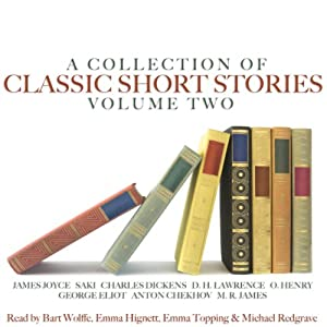 A Collection of Short Stories Audiobook