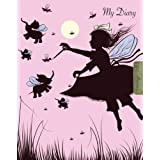 Flying Fairy Lock Up Diary (Spank Stationery)by New Holland
