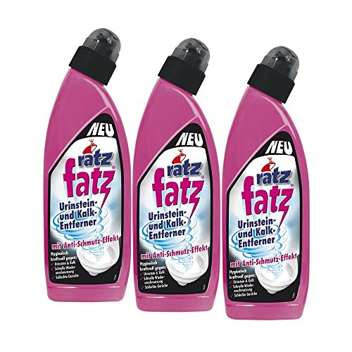 test 3x ratz fatz urinstein und kalk entferner 750 ml mit anti schmutz effekt g nstig shoppen. Black Bedroom Furniture Sets. Home Design Ideas