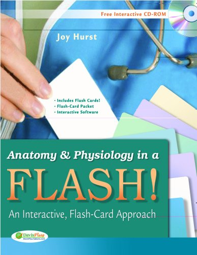 Anatomy & Physiology in a Flash! Book & Flash...
