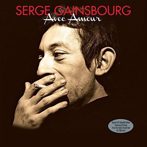 Vinilo : Serge Gainsbourg - Avec Amour (United Kingdom - Import, 2 Disc)