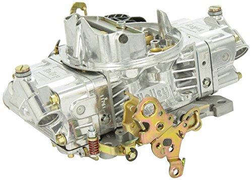 Holley 0-83670 Street Avenger Aluminum 670 Cfm Electric Choke 4-Barrel Carburetor