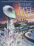 img - for Super Bowl XXVI Official Game Program (1992) with 9 Anthony Munoz Pro Line Cards book / textbook / text book