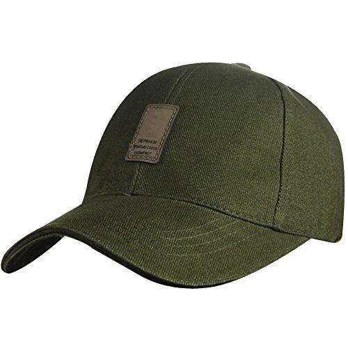 Mens-Cotton-Cycling-Running-Golf-PATCH-Travel-Twill-Baseball-Hat-Cap-Visor