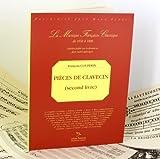 echange, troc François Couperin - Second livre de pièces de clavecin
