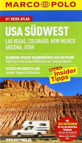 MARCO POLO Reiseführer USA Südwest Las Vegas,