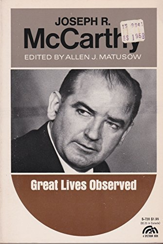 Joseph McCarthy (Great Lives Observed)