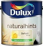 Dulux 2.5L Vinyl Silk Daffodil White