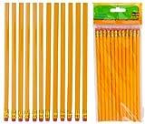 12 Bleistifte mit Radierer