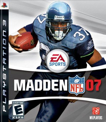 Madden NFL 07 - 1