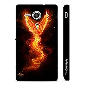 Sony Xperia SP King of The Jungle designer mobile hard shell case by Enthopia