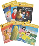 Oxford Reading Tree - Read at Home Pack: Includes Mountain Rescue, the Secret Sands, the Hairy-scary Monster, the Golden Touch, the Palace Statues and the Lost Voice Level 5: Featuring Kipper, Chip, Bif