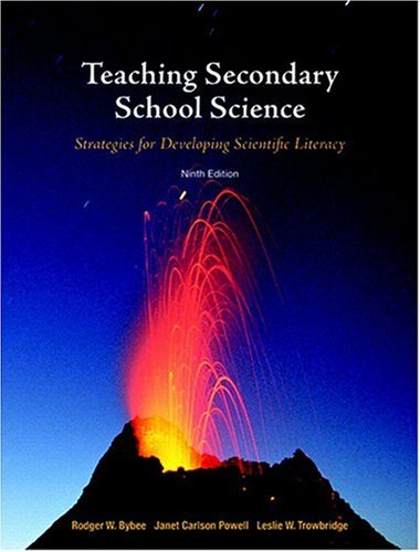 Teaching Secondary School Science: Strategies for...