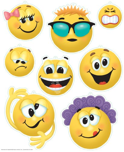 Eureka Emoticons Deco Kit (840316)