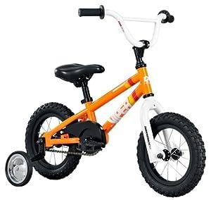 Diamondback Bicycles 2014 Micro Viper Kid's BMX Bike (12-Inch Wheels), One Size, Orange