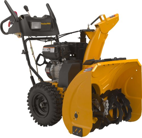 Read About Poulan Pro PR291E30 30-Inch 291cc LCT Gas Powered Two Stage Snow Thrower With Electric Start