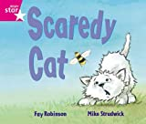Rigby Star Guided Reception: Pink Level: Scaredy Cat: Pupil Book
