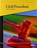 img - for Black Letter Outline on Civil Procedure, 9th (Black Letter Outlines) book / textbook / text book