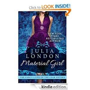 Material Girl (The Fancy Lives of the Lear Sisters) - Julia London
