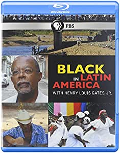 Black in Latin America [Blu-ray]