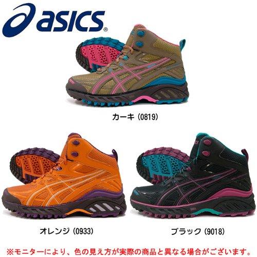 ASICS(アシックス) GEL-NAHANNI MT GT-X WOMEN TDH012 トレッキングシューズ ゴアテックス レディース