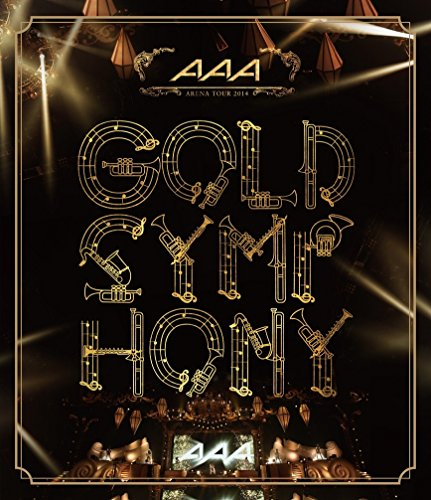 Aaa - Aaa Arena Tour 2014 Gold Symphony [Japan BD] AVXD-92210 (Aaa Gold Symphony compare prices)