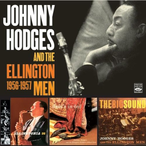 1956-1957 (Ellingtonia 56 + Duke's in Bed + The Big Sound)