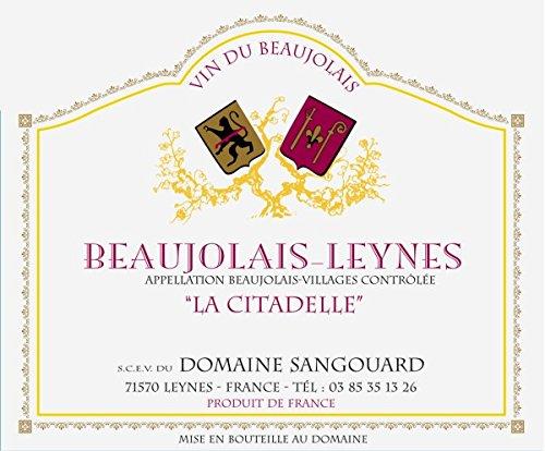 2011 Domaine Sangouard: Beaujolais-Villages La Citadelle 750 Ml