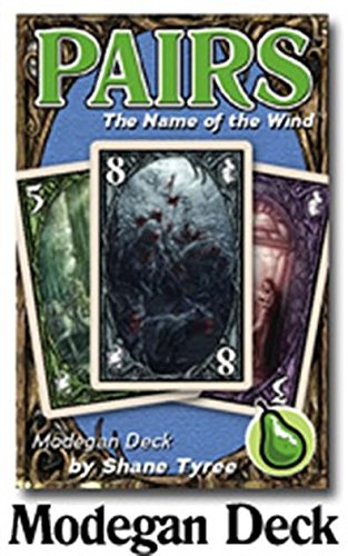 Pairs Name of the Wind Modegan Game