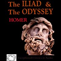 The Iliad & The Odyssey audio book