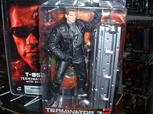 T 850 Terminator Amazon.com: T-850 with COFFIN Terminator 3 Movie Battle Damaged RARE ...