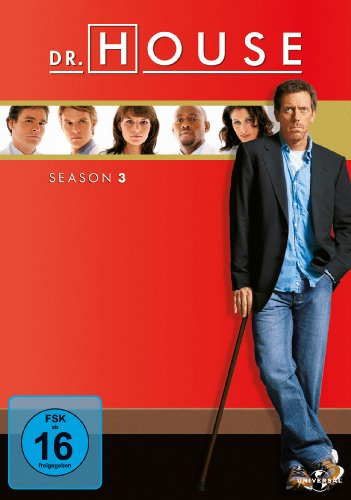 Dr. House - Season 3 [6 DVDs]