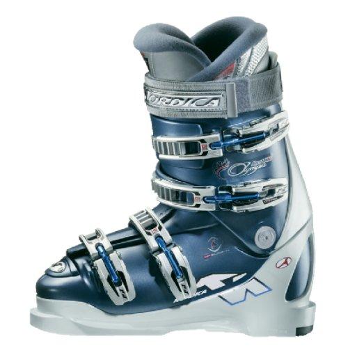 Nordica scarponi da sci uomini Beast X 10, rosso/bianco, Uomo Donna, blu/bianco