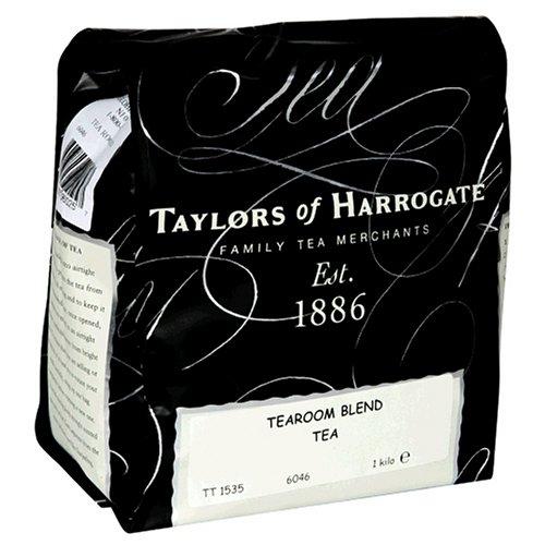 Taylors of Harrogate Tea Room Blend Leaf Tea 1 Kilo