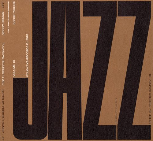 CD : JAZZ - Jazz 10: Boogie Woogie