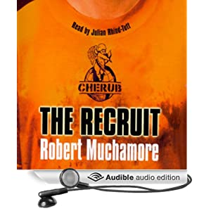 Amazon.com: CHERUB: The Recruit (Audible Audio Edition ...