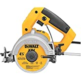 DEWALT - 4 -3/8 in. Wet/Dry Handheld Tile cutter -