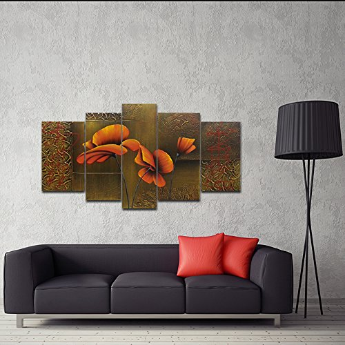 Free Shipping Oil Wall Art African Sun Big Grassland Home Decoration Abstract Landscape Oil Canvas Painting 5pcs Set 6141959 furthermore 380728687578 also 12x36 Karizma Album Frames likewise Zilvergrijs 11x15 moreover 2043928749. on 10x28 canvas