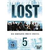 """Lost - Die komplette f�nfte Staffel [5 DVDs]von """"Matthew Fox"""""""