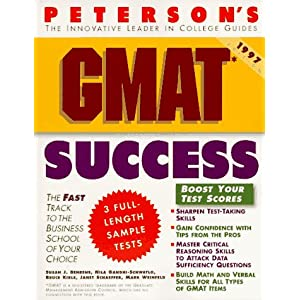 GMAT success